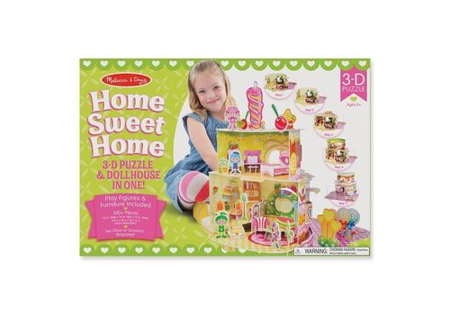 Melissa & Doug Home Sweet Home