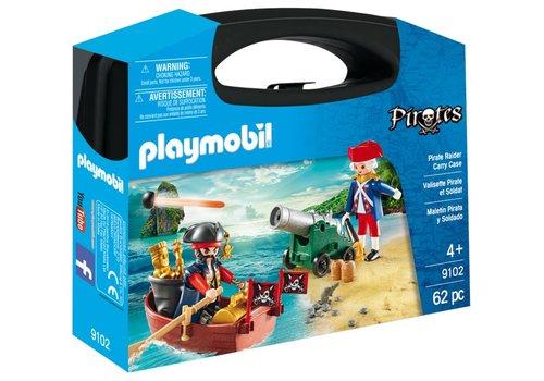 Playmobil Valisette pirate et soldat
