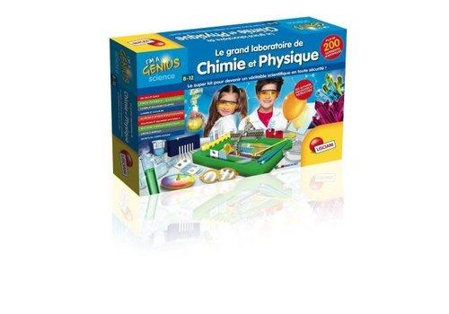 Petit Génie Laboratoire chimie et physique