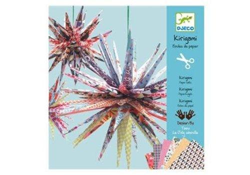 Djeco Kirigami / Boules de papier