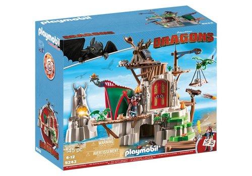 Playmobil Campement de l'île de Beurk*