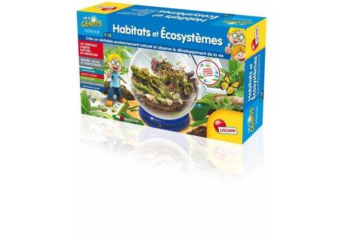 Lisciani (Giochi) I'm a genius Habitats & Ecosystemes