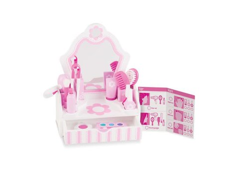Melissa & Doug Beauty Salon Play Set