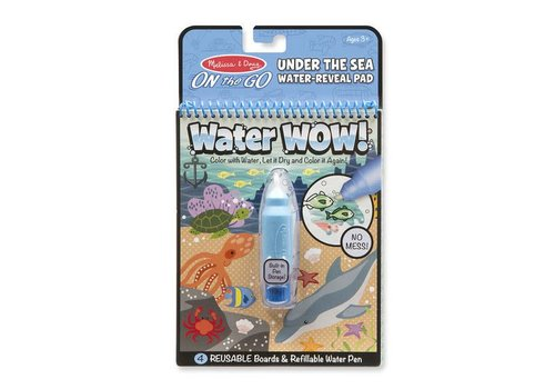 Melissa & Doug Water wow ! Under the sea