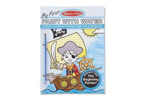 Melissa & Doug Ma première peinture avec de l'eau! Pirates
