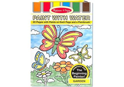 Melissa & Doug Paint with water Garden