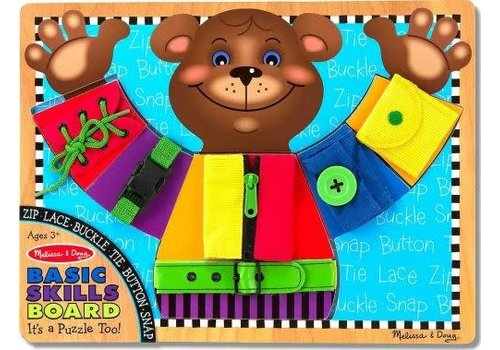 Melissa & Doug Basic Skill Board