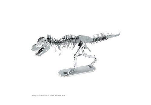 Squelette Tyrannosaure, 2 feuilles