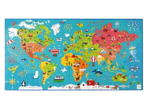 Scratch Carte du monde XXL