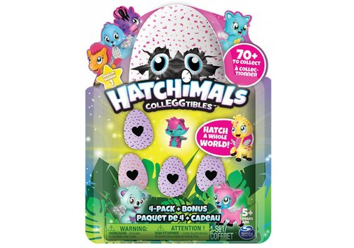 Hatchimals Colleggtibles #4