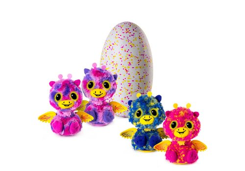 Hatchimals Surprise Rose et jaune