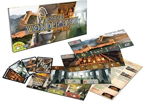 Copy of 7 wonders