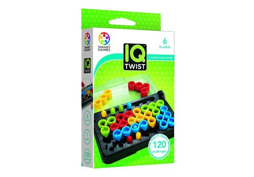 Smart Games Jeu IQ Twist (mulitlingue)