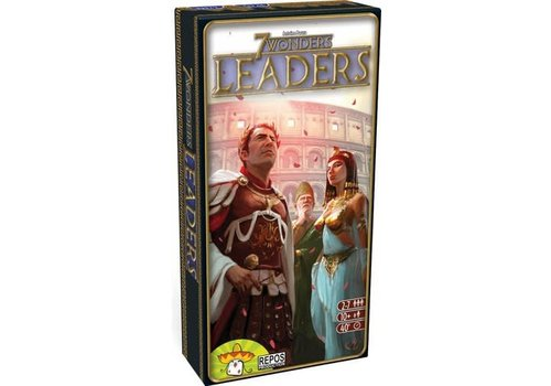 Repos Production 7 wonders Leaders