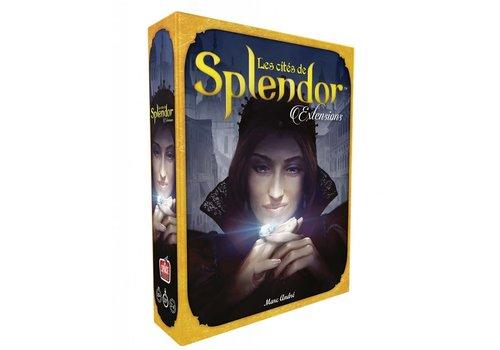 Les cités de Splendor - Extension