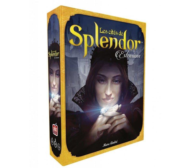 SPLENDOR - EXT. CITIES OF SPLENDOR (ML)