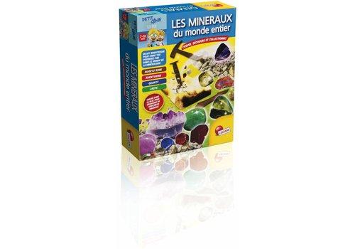 Lisciani (Giochi) Les minéraux du monde entier