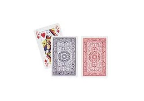 Jeux de cartes simple 100% plastique