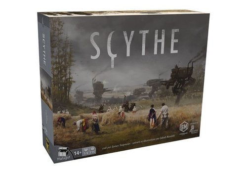 Matagot Scythe