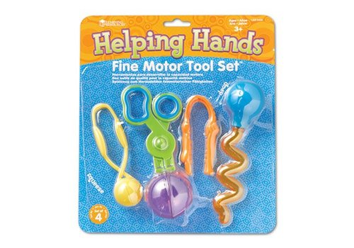 Educational Insight Helping Hands Fine Motor Tool Set