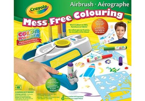 Color wonder aerographe
