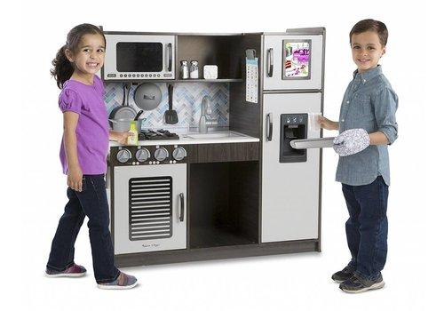 Melissa & Doug Chef's Kitchen-Charcoal