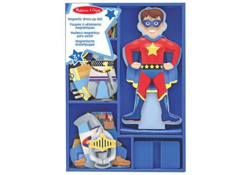 Melissa & Doug Billy Magnetic Dress-Up Sets
