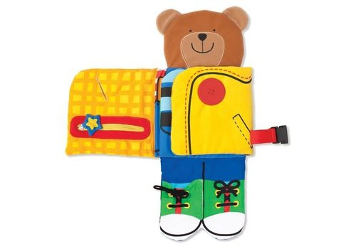 Melissa & Doug Ours à  habiller - Dress-up Bear