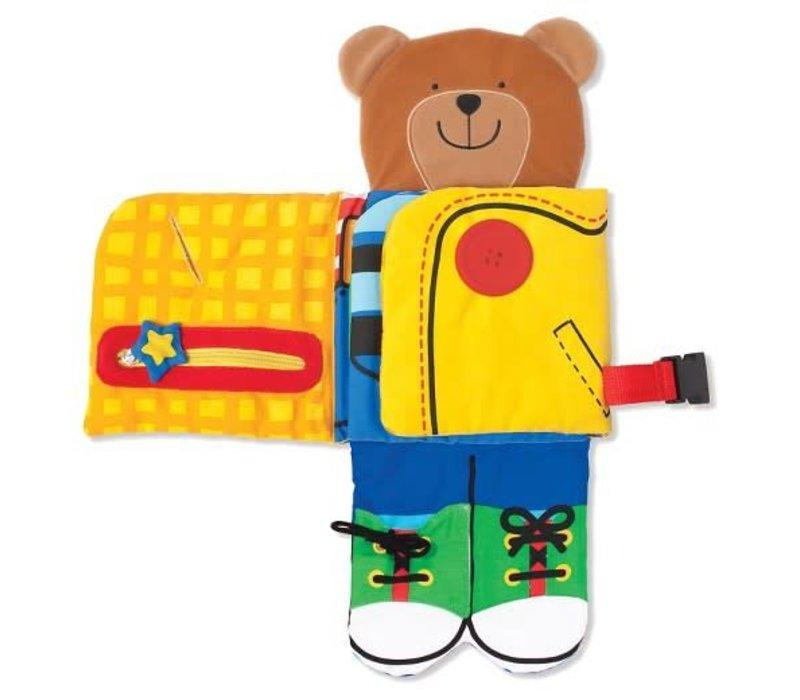 Ours à habiller - Dress-up Bear