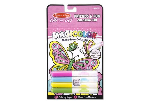 Melissa & Doug Magicolor Friends & Fun