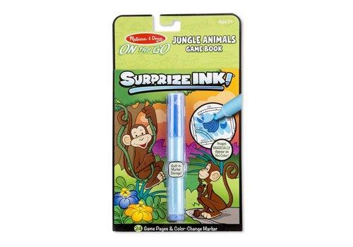 Melissa & Doug Surprisze Ink ! Jungle Animals
