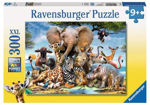Ravensburger Mes amis d'Afrique
