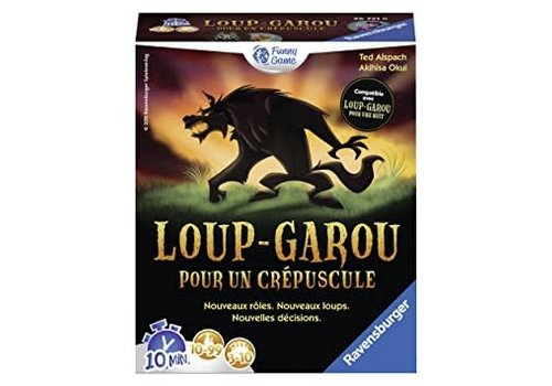Ravensburger Loup-garou pour un crépuscule