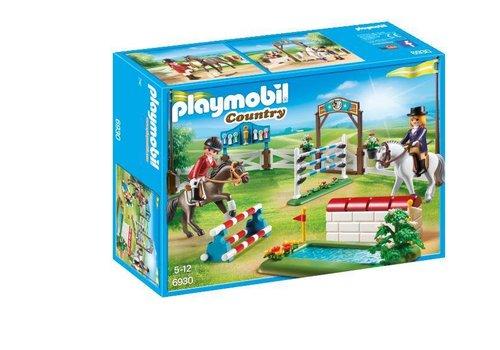 Playmobil Parcours d'obstacles