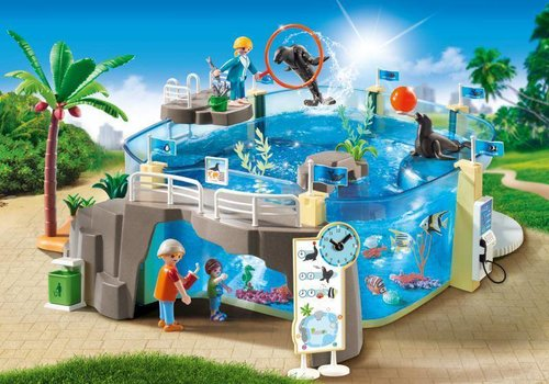 Playmobil Aquarium marin