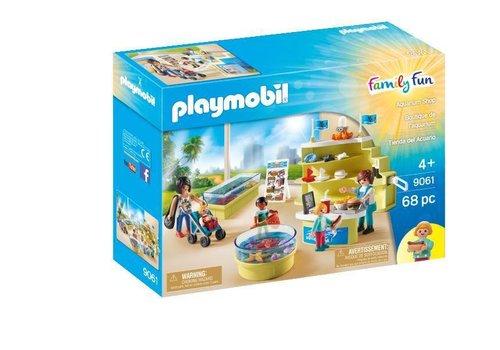 Playmobil Boutique de l'aquarium