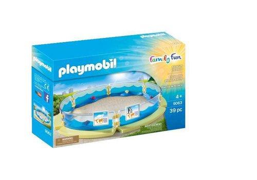 Playmobil Enclos pour les animaux marins