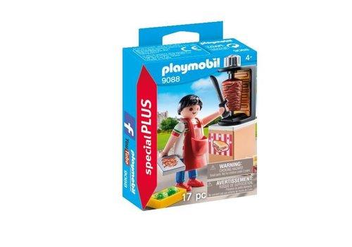 Playmobil Vendeur de kebab