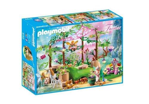 Playmobil Forêt enchantée
