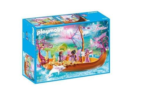 Playmobil Bâteau des fées enchanté