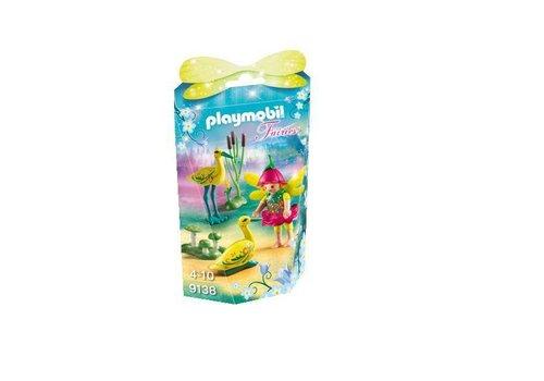 Playmobil Fée avec cigognes