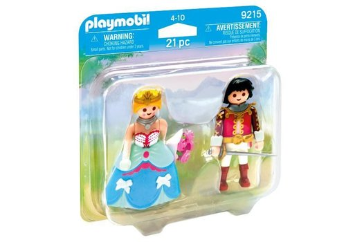 Playmobil Duo Prince et princesse*
