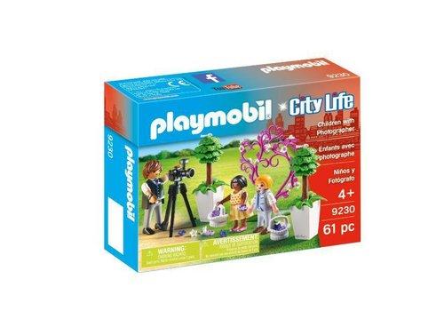 Playmobil Enfants d'honneur avec photographe