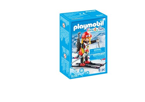 Playmobil Biathlète
