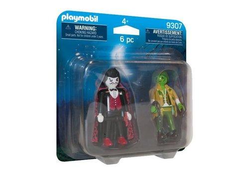 Playmobil Vampire et Monstre