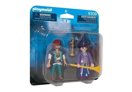 Playmobil Loup-garou et sorcière