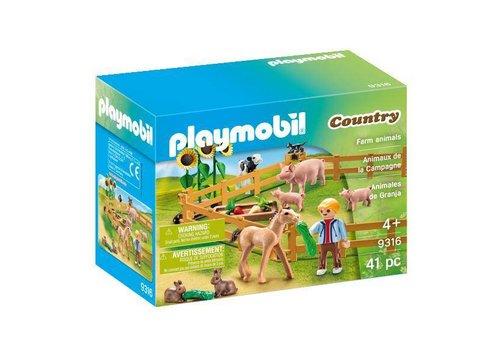 Playmobil Animaux de la Campagne