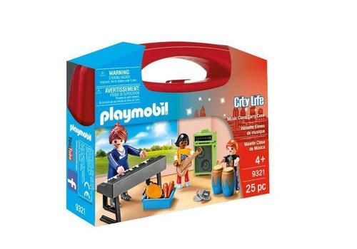 Playmobil Mallette Elèves de musique
