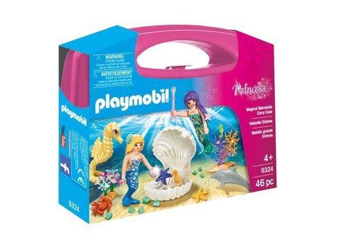 Playmobil Mallette Sirènes