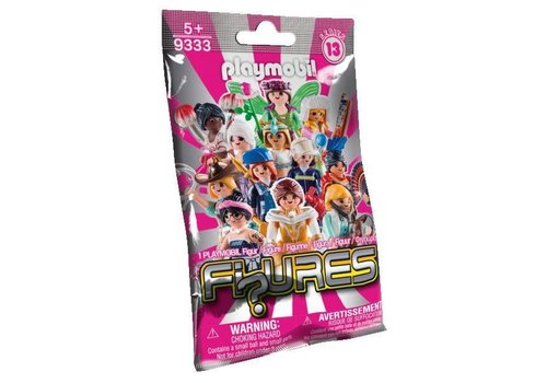 Playmobil Figures Séries 13 pour Filles *